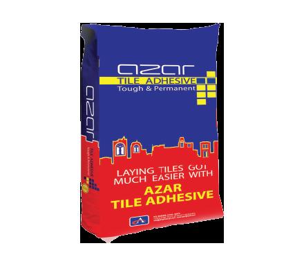 AZAR tile-adhesive