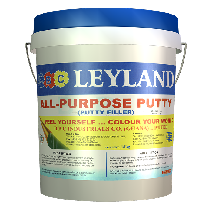 Leyland Paint Prices in Ghana. 1